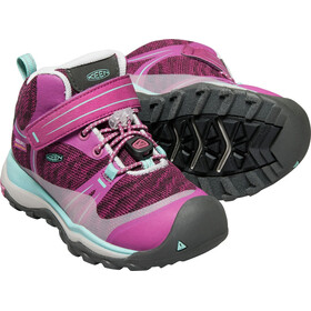 Keen Kids Terradora WP Mid Shoes boysberry/red v